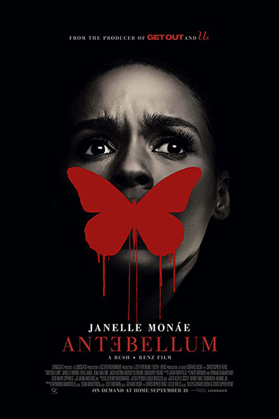 Antebellum [2020 English Movie] Horror, Mystery, USA