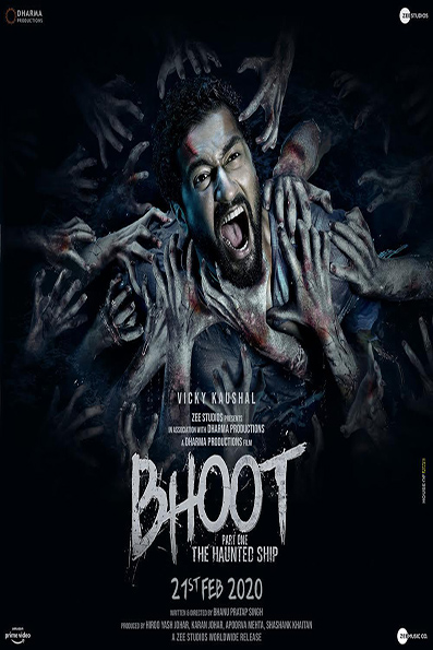 Bhoot: Part One – The Haunted Ship [2020 India Movie] Horror, Hindi
