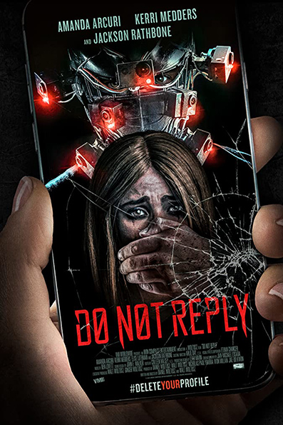 Do Not Reply [2020 English Movie] Horror, Thriller, USA