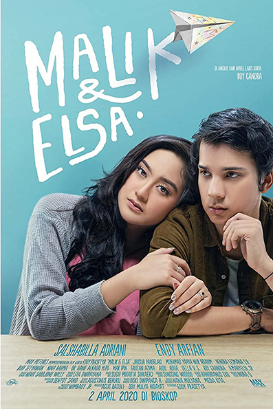 Malik & Elsa [2020 Indonesia Movie] Drama, Romance