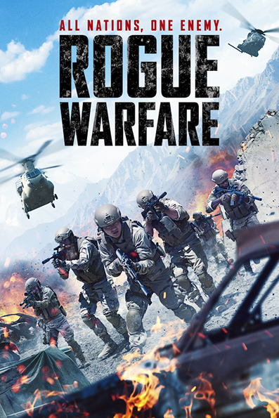 Rogue Warfare [2019 English Movie] Action, War, USA
