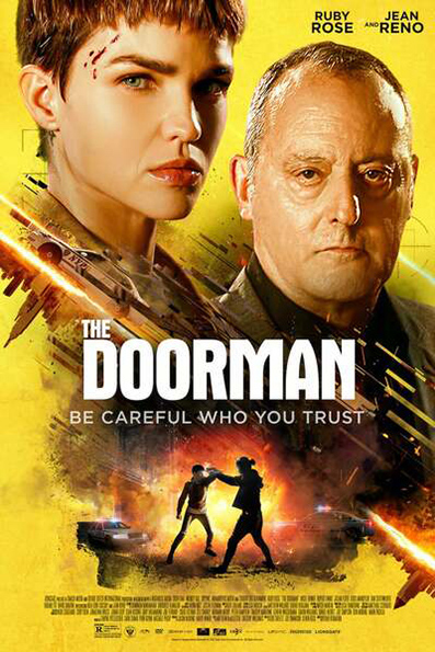 The Doorman [2020 English Movie] Action, Thriller
