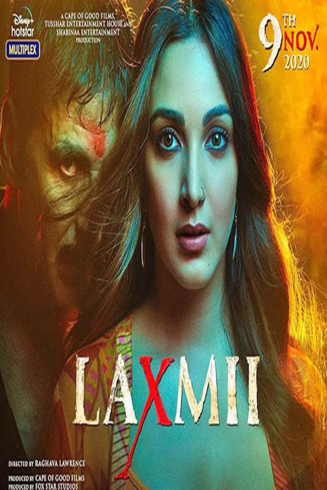 Laxmii [2020 India Movie] Horror