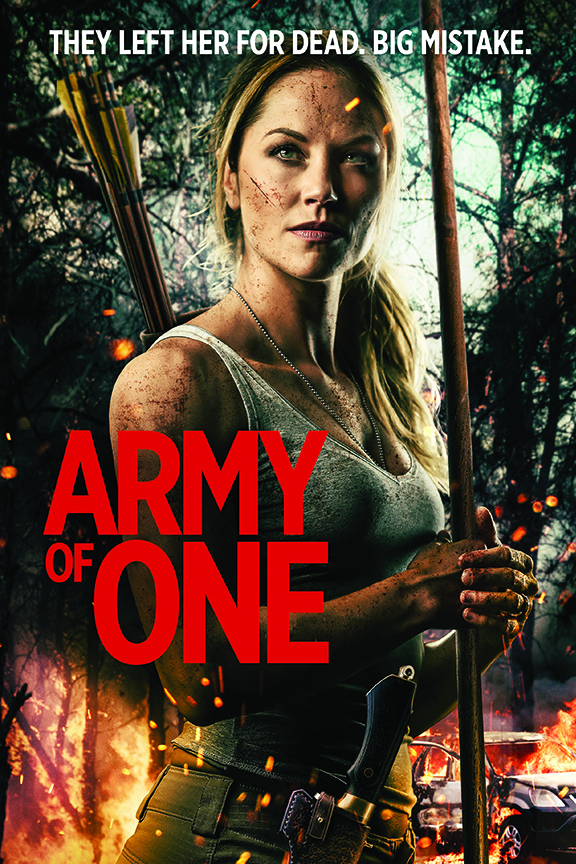 Army of One [2020 English Movie] Action, Thriller