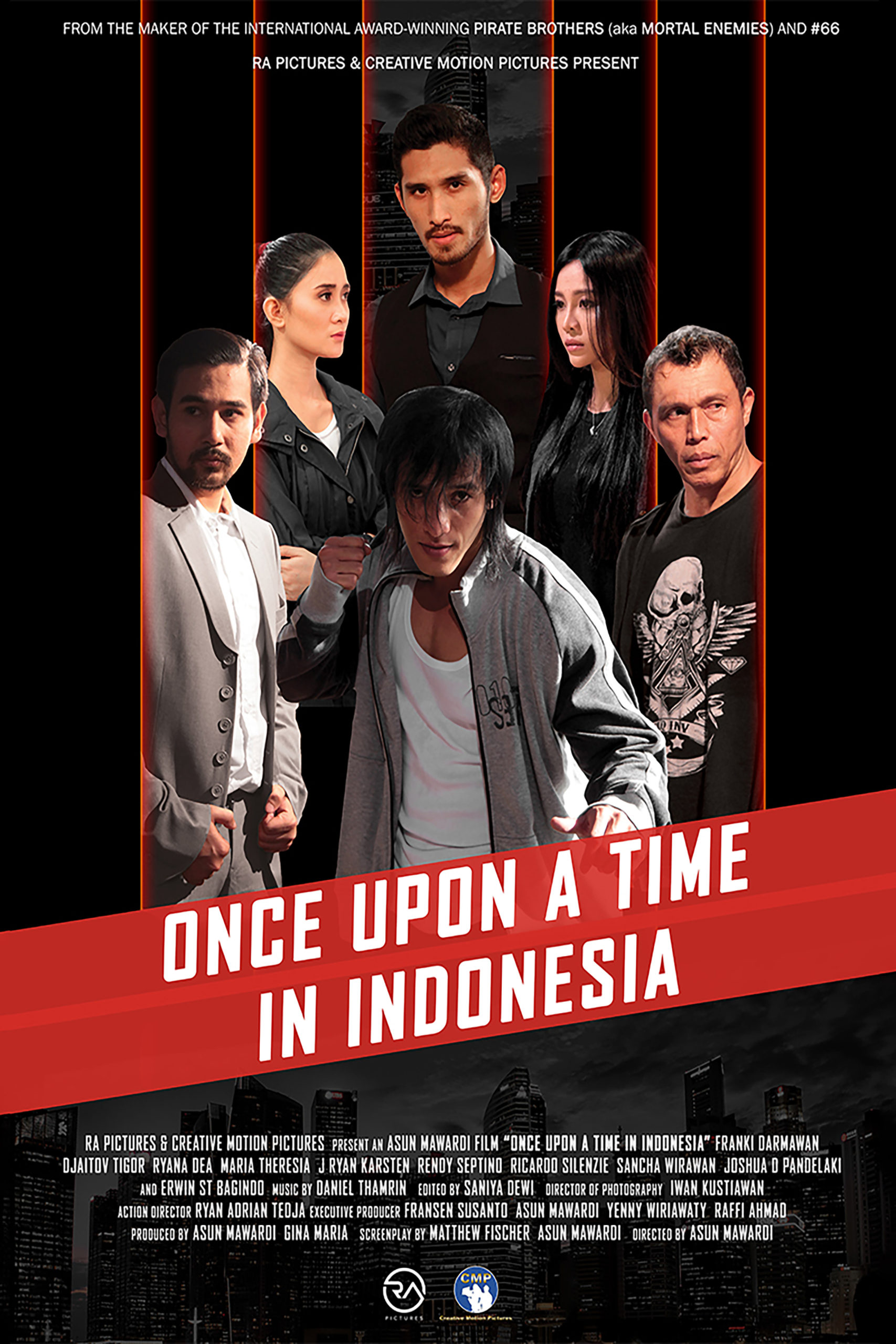 Once Upon a Time in Indonesia [2020 Indonesia Movie] Action, Crime, Thriller